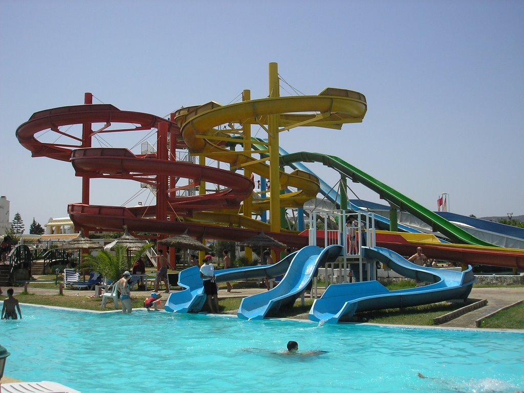 отели туниса с аквапарком