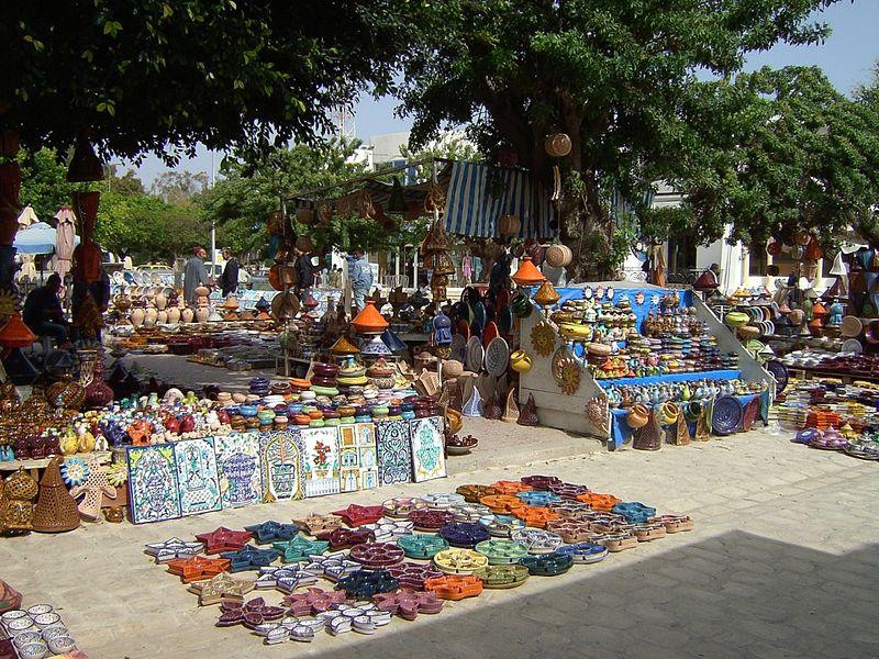 африка остров джерба