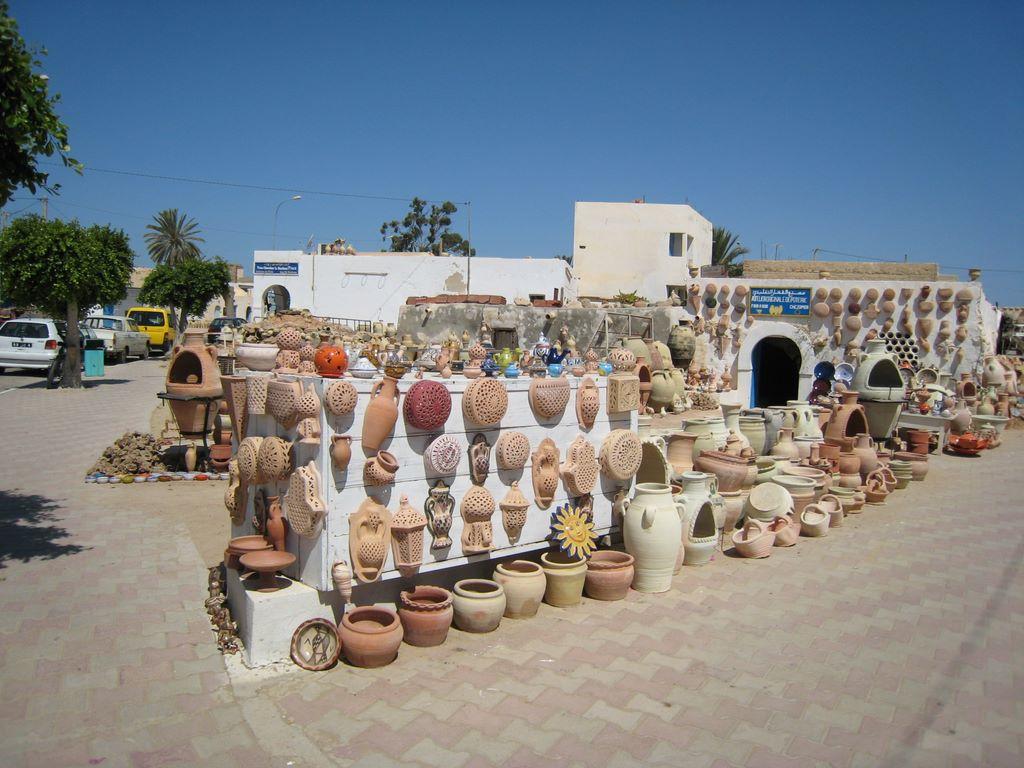 шоппинг в монастире тунис