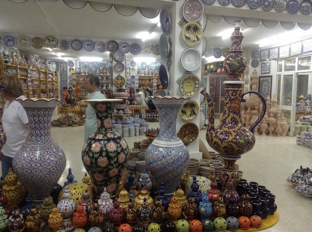 шоппинг в монастире тунис отзывы