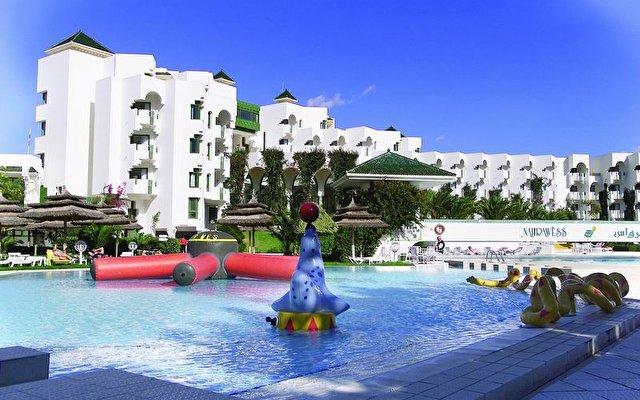 тунис джерба отель алькантара паласа отзывы