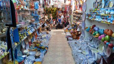 Шоппинг в Тунисе в 2018 году